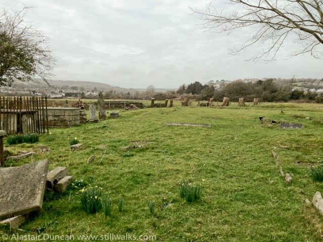 St Teilo's Churchyard - After