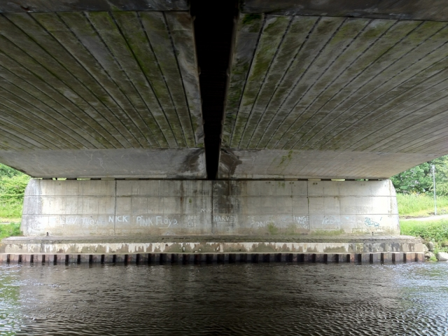 Under the Road Bridge
