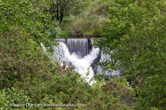 Dulais River, Cefn Drum