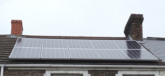 our solar pv panels