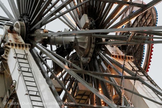 Ferris Wheel Swansea