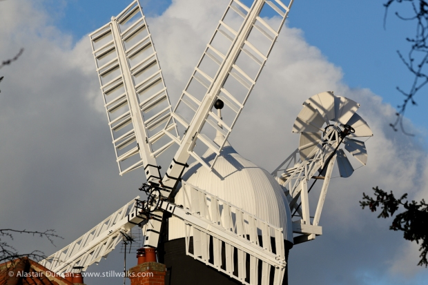Windmill, York
