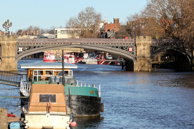 Bishopsgate Bridge, York