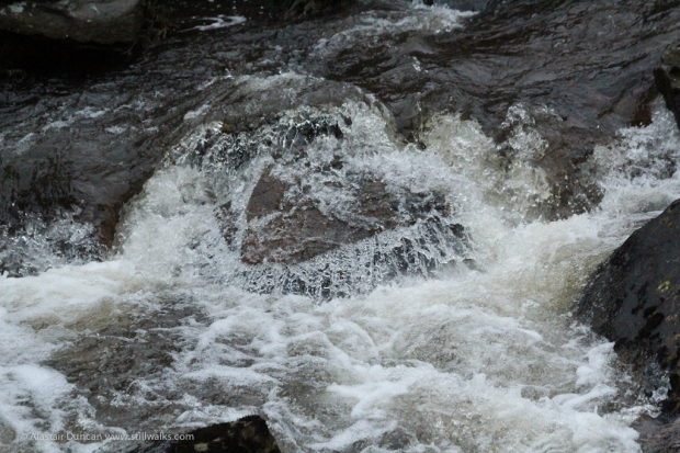 River Churning