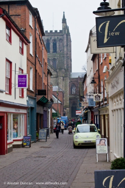 Church Street, Hereford
