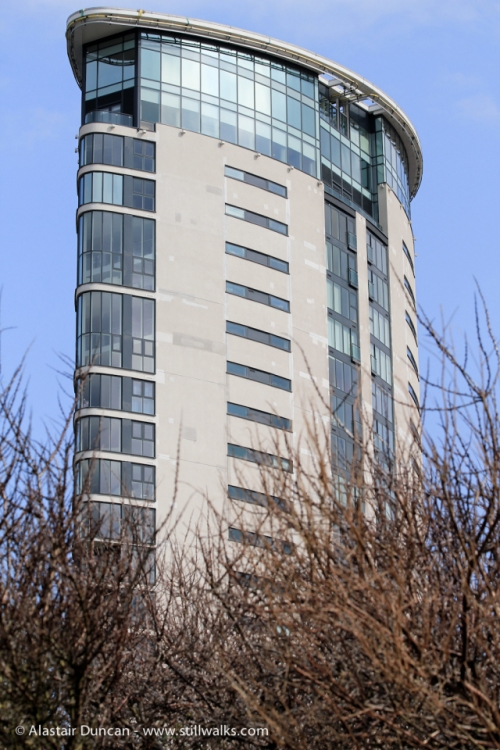 Meridian Tower, Swansea