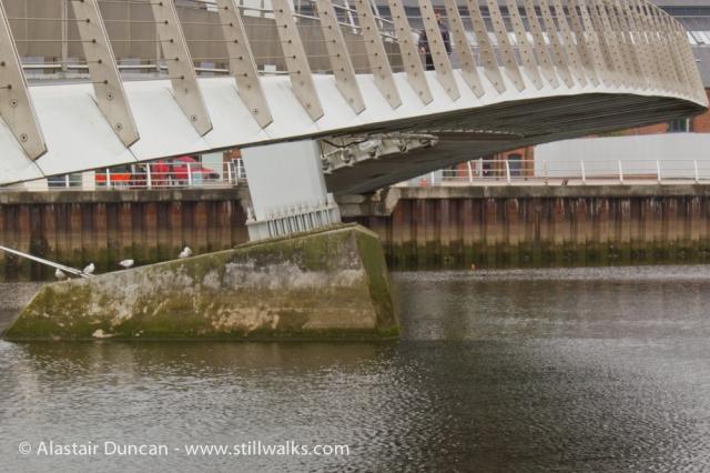 Millenium Bridge Swansea