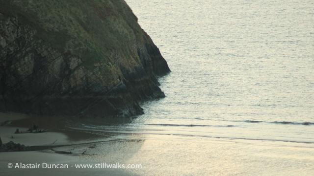 Rhosilli Cliffs