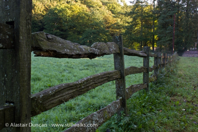 Cwm Green Fence