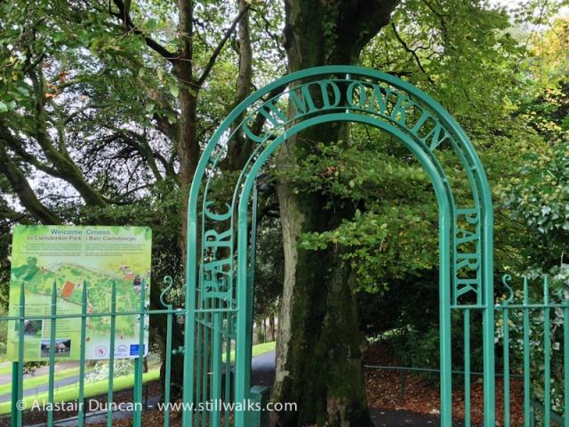 Cwmdonkin Park, Swansea-1