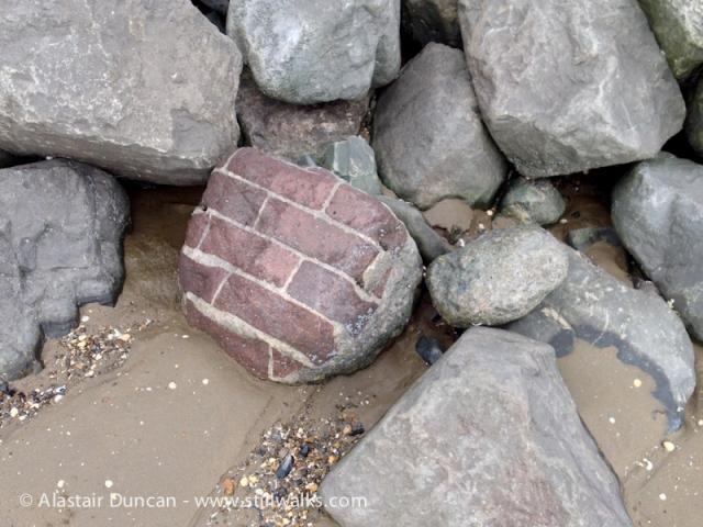 Llanelli Beach Stones-1
