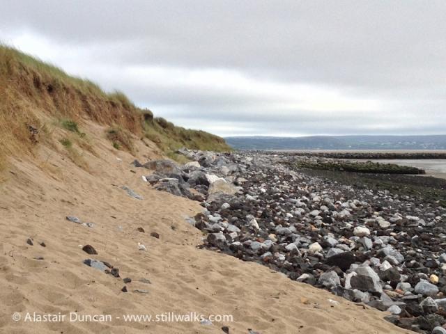 Llanelli Beach Stones-9