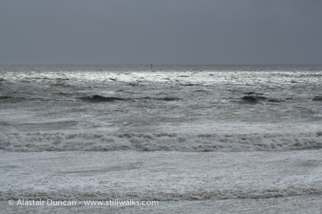 High Winds in Swansea Bay-35