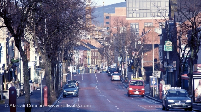 Belfast Street, Boxing Day