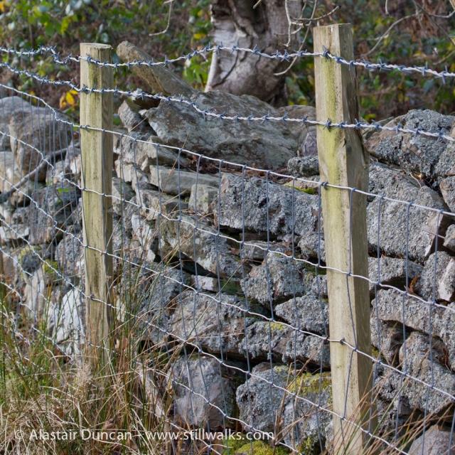 metal wood stone