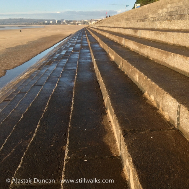 Swansea Bay Sea Wall