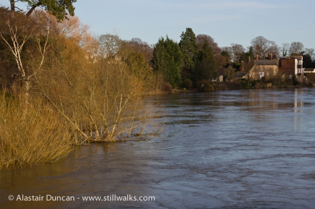 Banks of the River Wye