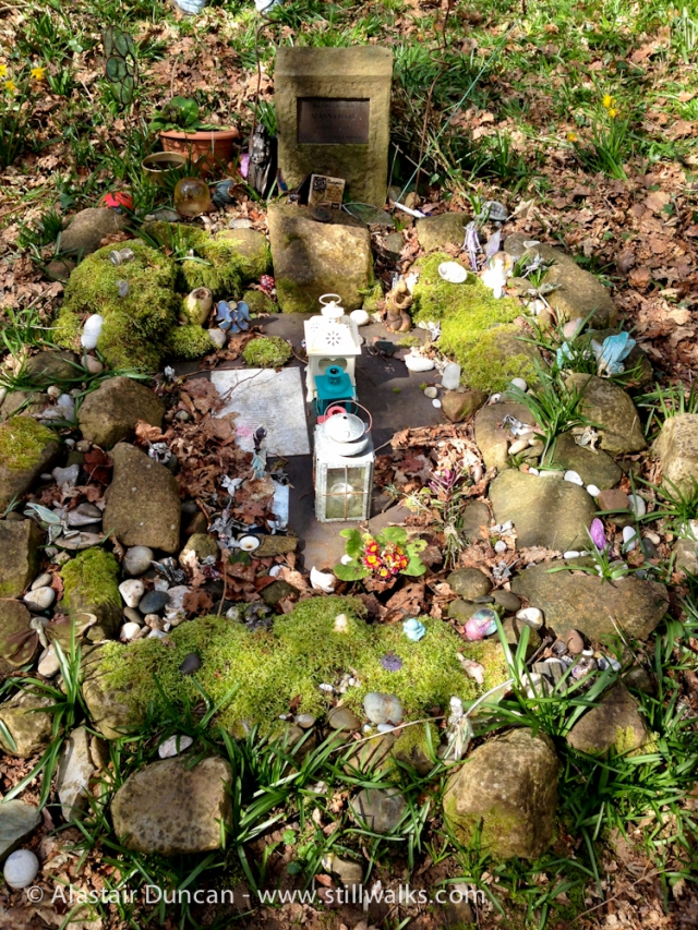 Woodland Shrine