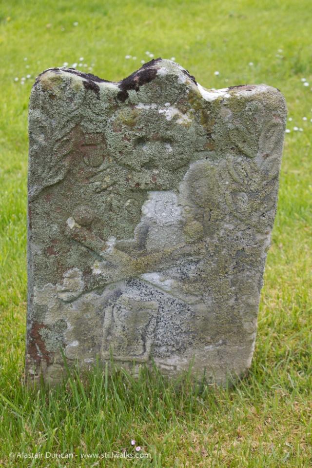 pirate's gravestone