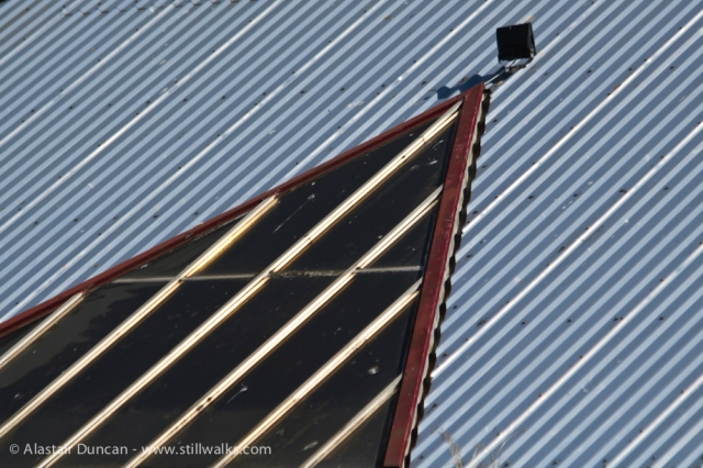 abstract roof