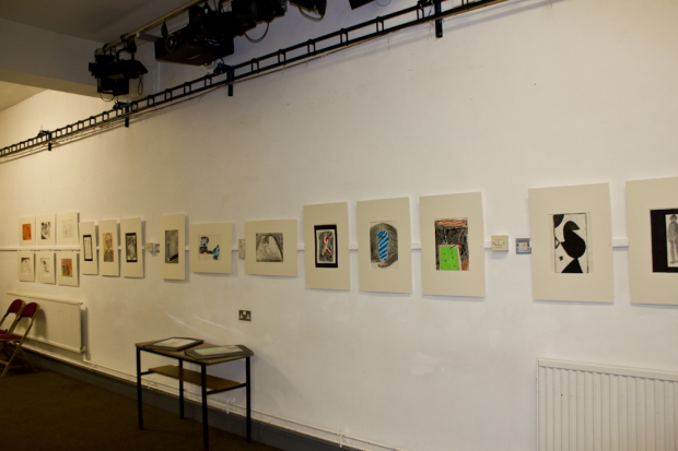 Josef Herman schools award exhibition