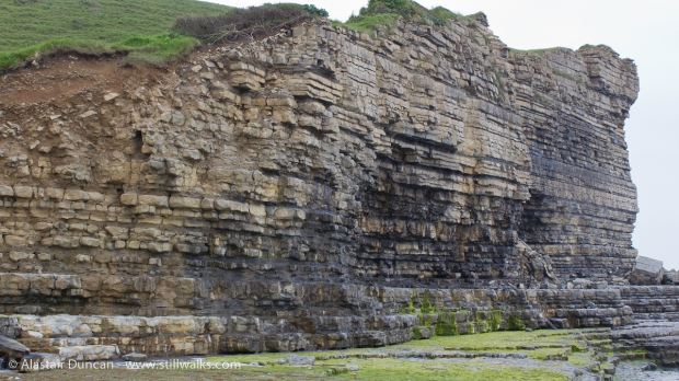 Cwm Nash Cliffs