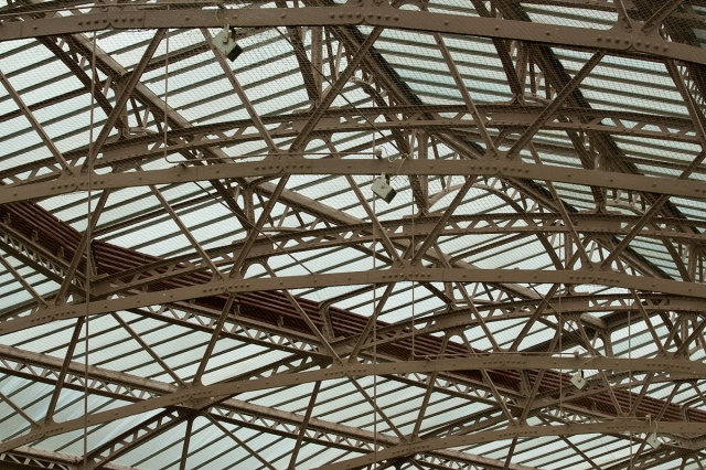 Windsor Station roof