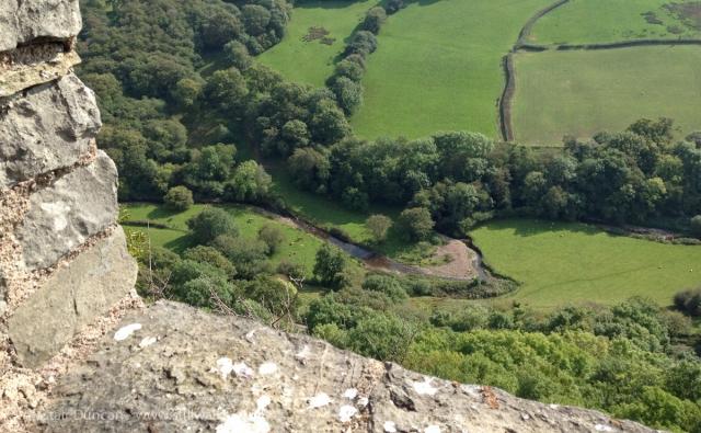 Carreg Cennen View