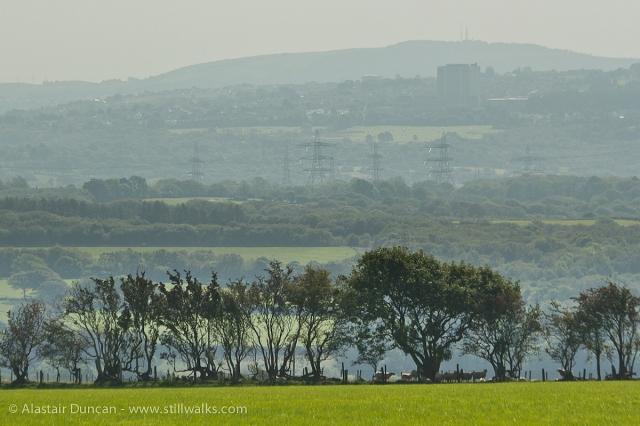 Swansea landscape