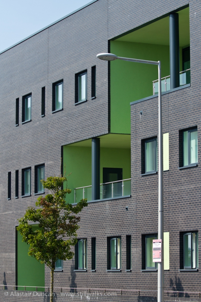 Swansea SA1 building