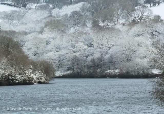 Lliw Lower Reservoir