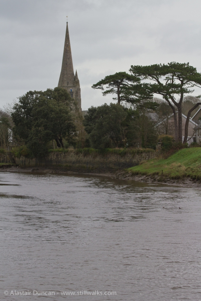 St Mary's church, Kidwelly