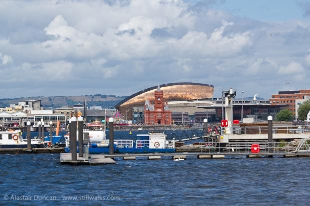 Millennium Centre, Cardiff Bay