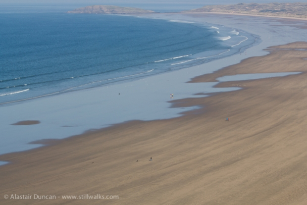 Rhosilli Bay, Gower