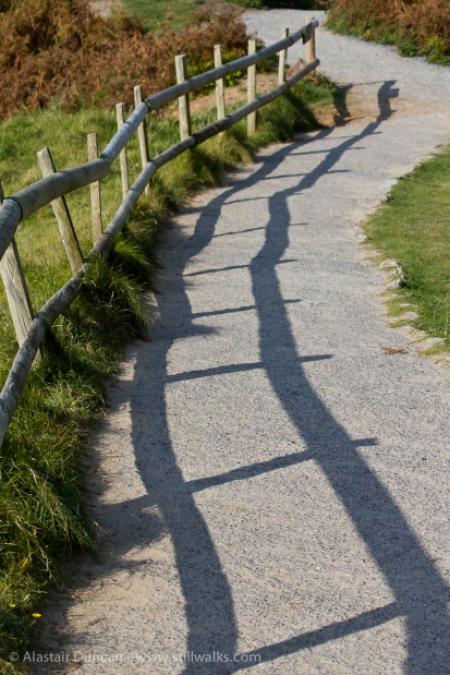 Rhosilli Bay footpath