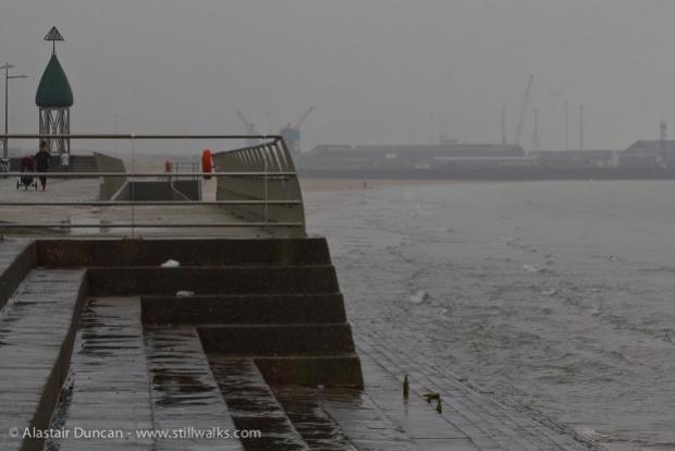 Swansea Bay Rain