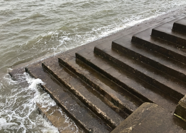 Swansea Promenade Steps