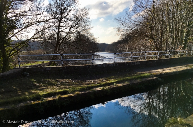Swansea Canal and River Tawe
